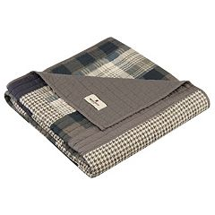 Woolrich Winter Hills Quilted Throw