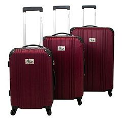 Chariot Travelware Monet 3 pc Hardside Spinner Luggage Set