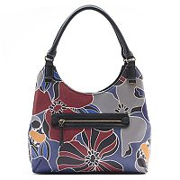 Apt. 9® Brooke Pebbled Triple Entry Shopper