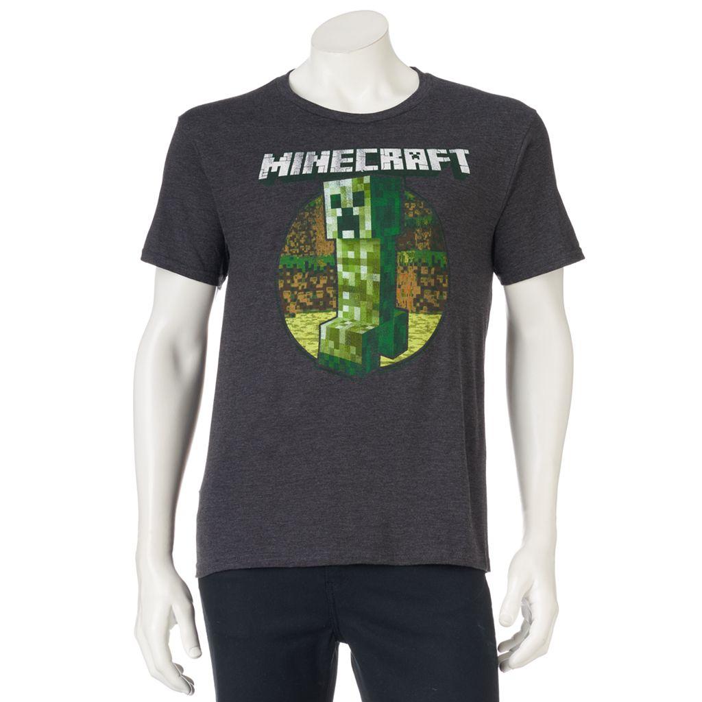Men's Minecraft Tee