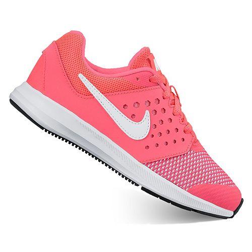 09edfcca8d263b Nike Downshifter 7 Preschool Girls  Lace-Up Shoes