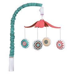 Waverly Baby by Trend Lab Pom Pom Play Musical Mobile by Trend Lab