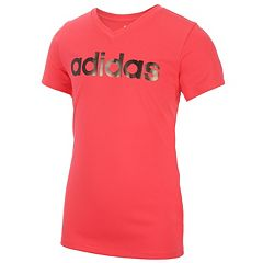 Girls 7-16 adidas Foil 'adidas' Graphic Tee