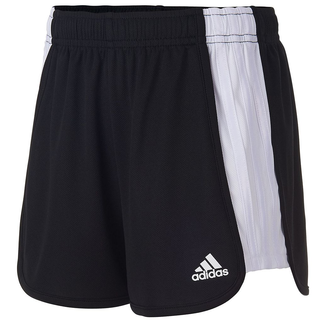 Girls 7-16 adidas Colorblock Mesh Shorts