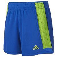 Girls 7-16 adidas Colorblock Mesh Shorts