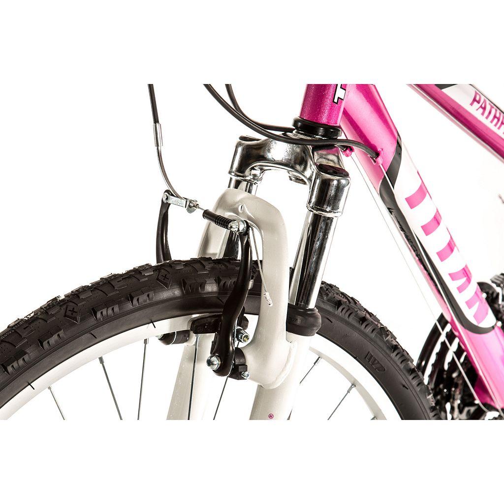 Women's Titan Pathfinder 18-Speed Suspension Mountain Bike