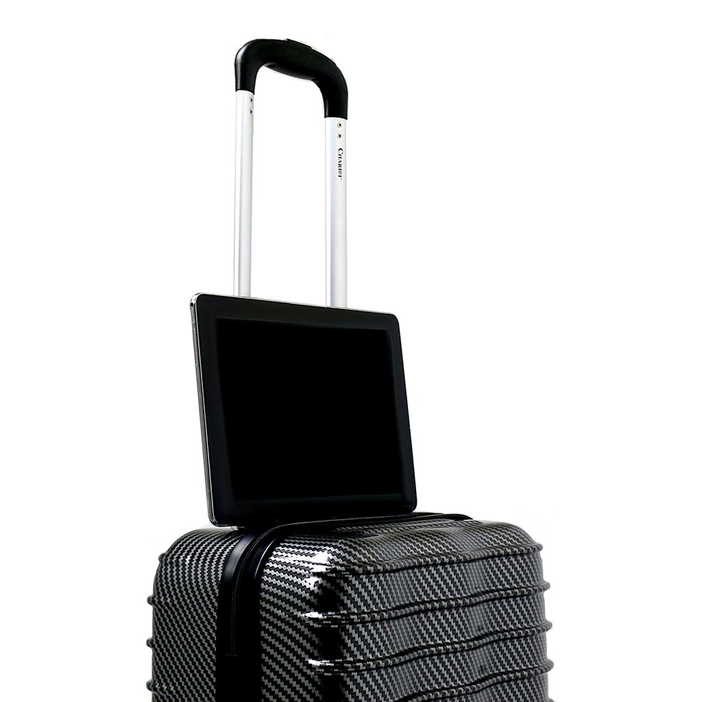 Chariot Travelware Wave 20-Inch Hardside Spinner Carry-On