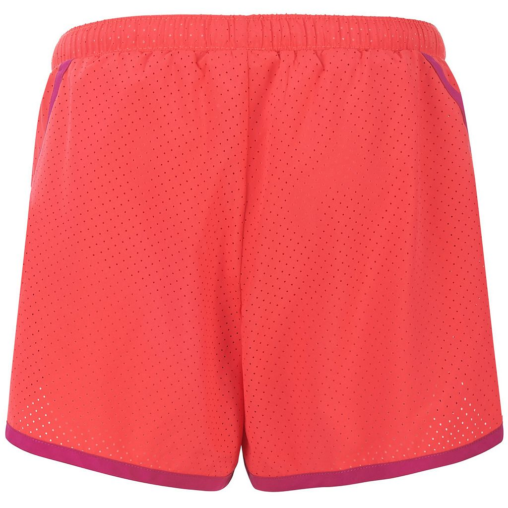 Girls 7-16 adidas Woven Mesh Active Shorts