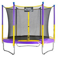 Upper Bounce 9-Ft. Trampoline & Safety Enclosure Set