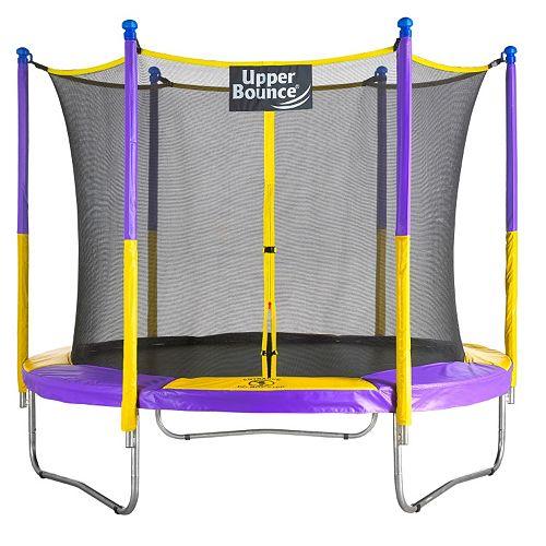 Upper Bounce 9-Ft. Trampoline & Safety Enclosure Set