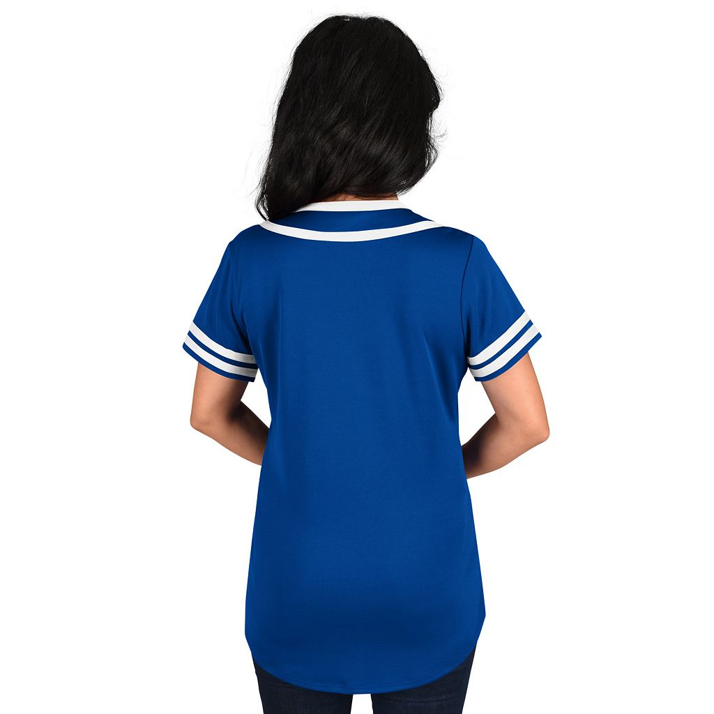 Women's Majestic Los Angeles Dodgers Absolute Victory Jersey