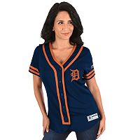 Women's Majestic Detroit Tigers Absolute Victory Jersey