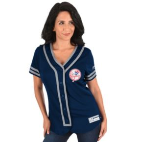 Women's Majestic New York Yankees Absolute Victory Jersey