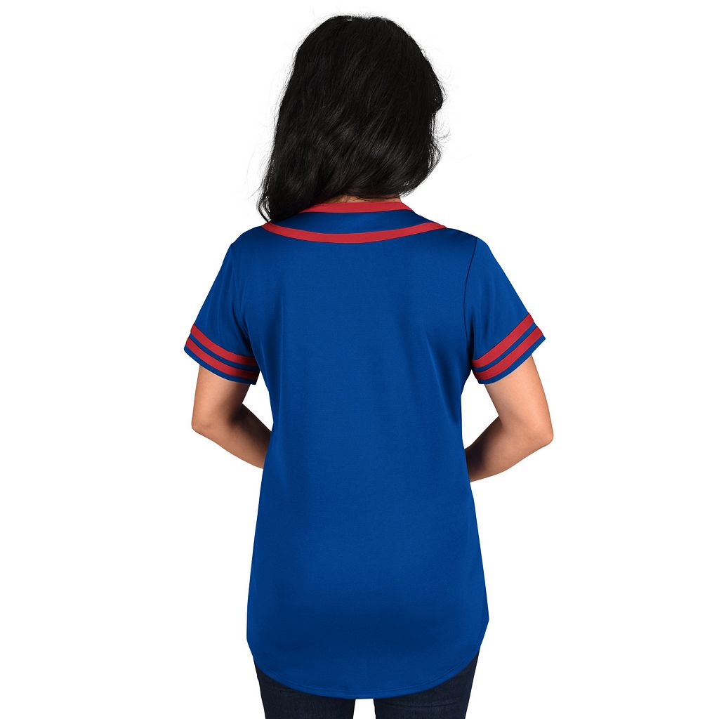 Women's Majestic Chicago Cubs Absolute Victory Jersey