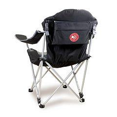 Picnic Time Atlanta Hawks Reclining Camp Chair