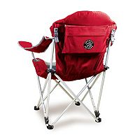 Picnic Time Toronto Raptors Reclining Camp Chair