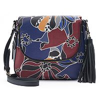 Apt. 9® Ruby Fishmouth Crossbody Bag