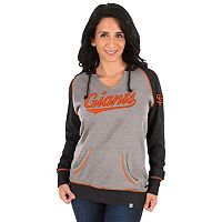 Women's Majestic San Francisco Giants Absolute Confidence Hoodie