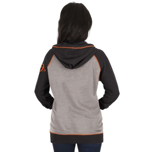 Women's Majestic Baltimore Orioles Absolute Confidence Hoodie