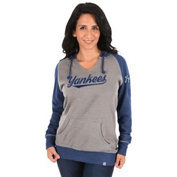 Women's Majestic New York Yankees Absolute Confidence Hoodie