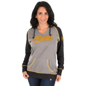 Women's Majestic Pittsburgh Pirates Absolute Confidence Hoodie
