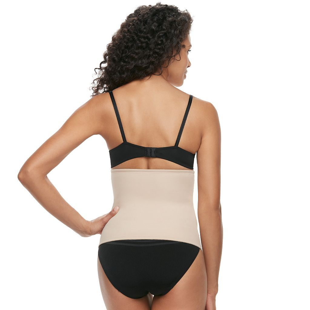Naomi & Nicole Luxe Shaping Step In Waist Cincher 7086