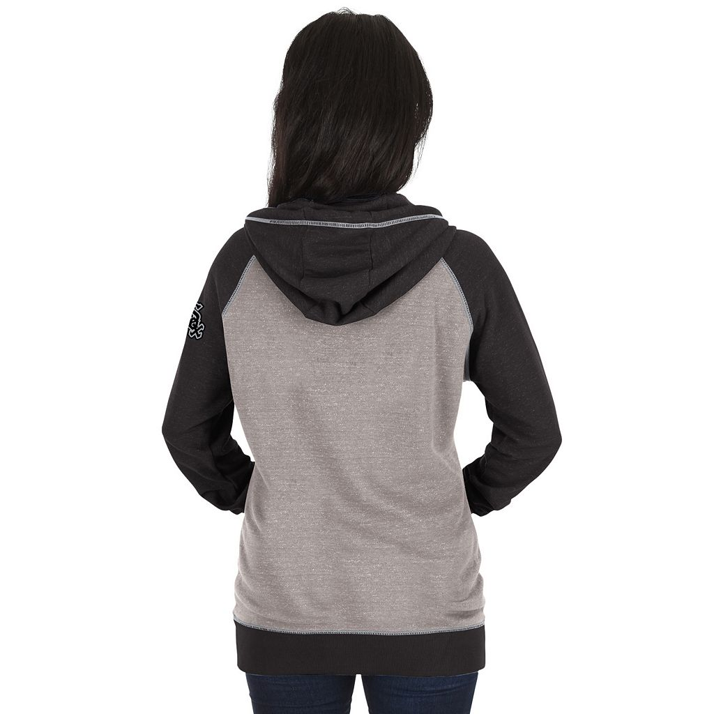 Women's Majestic Chicago White Sox Absolute Confidence Hoodie