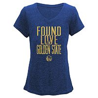 Juniors' Golden State Warriors Found Love Tee