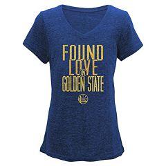 Juniors' Golden State Warriors Found Love Tee