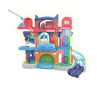 PJ Masks Deluxe Headquarters Play Set