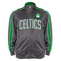 Big & Tall Majestic Boston Celtics Reflective Track Jacket