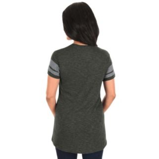 Women's Majestic Chicago White Sox Check the Tape Tee