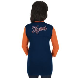 Women's Majestic Detroit Tigers Above Average Tee