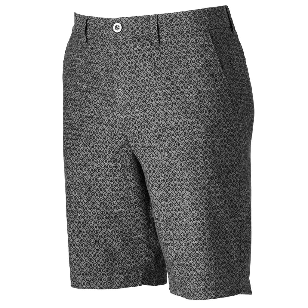 Men's Apt. 9® Premier Flex Modern-Fit Stretch Chambray Shorts