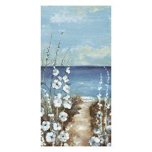 Outer Shore Panel Canvas Wall Art