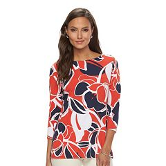 Womens Red Shirts & Blouses - Tops, Clothing | Kohl's