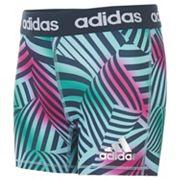 Girls 7-16 adidas climalite Printed Tight Shorts