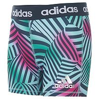 Girls 7-16 adidas climalite Printed Tight Shorts
