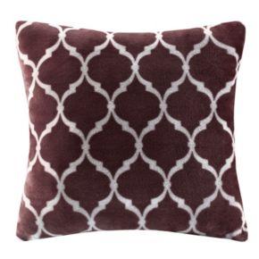Madison Park Ogee Plush Throw Pillow