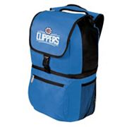 Picnic Time Los Angeles Clippers Zuma Backpack Cooler