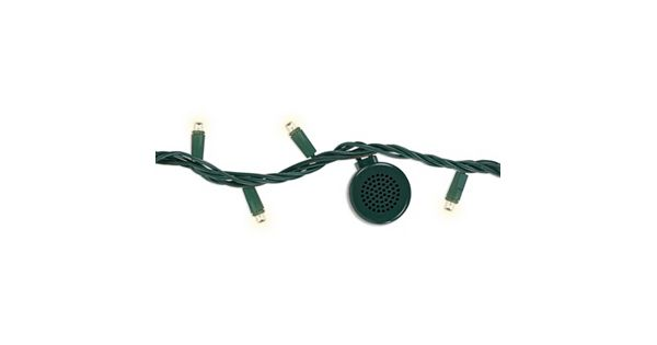 Kohl S Patio String Lights : Bright Tunes LED String Lights with Bluetooth Speakers