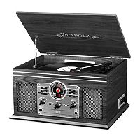 Victrola 6-in-1 Bluetooth Record Player