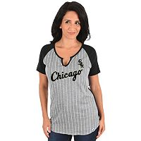 Women's Majestic Chicago White Sox From the Stretch Tee
