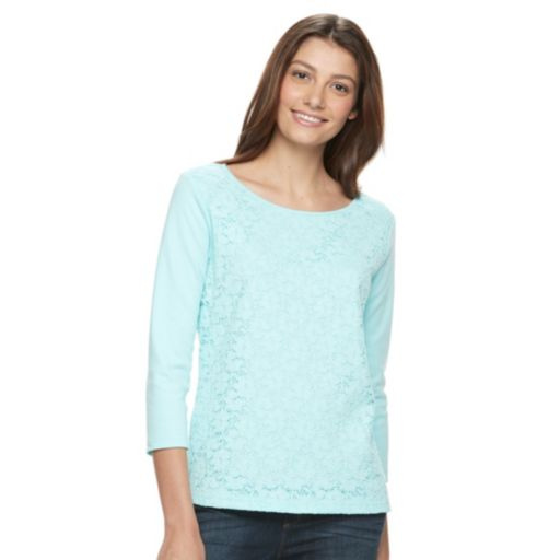 Women's Napa Valley Lace Top