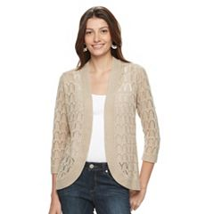 Women's Napa Valley Openwork Cardigan