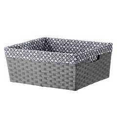 Basketville Paper Rope Media Bin
