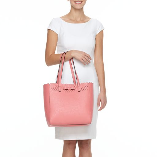 Candie's® Bryant Bow Tote