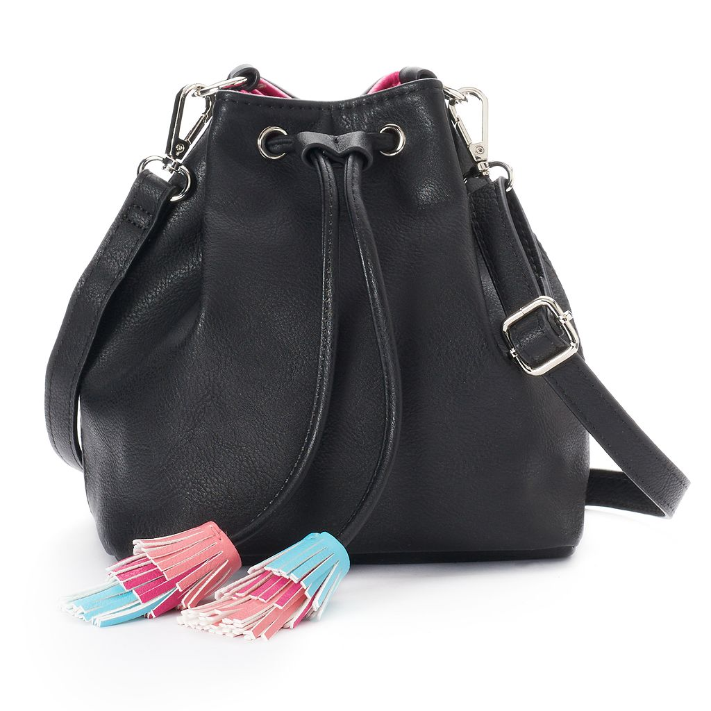 Candie's® Lincoln Bucket Bag