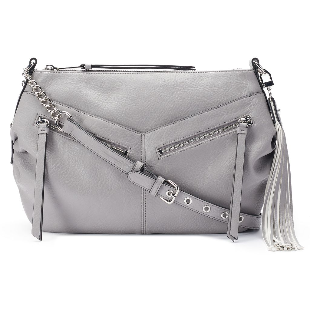 Juicy Couture Benny Ruched Crossbody Bag