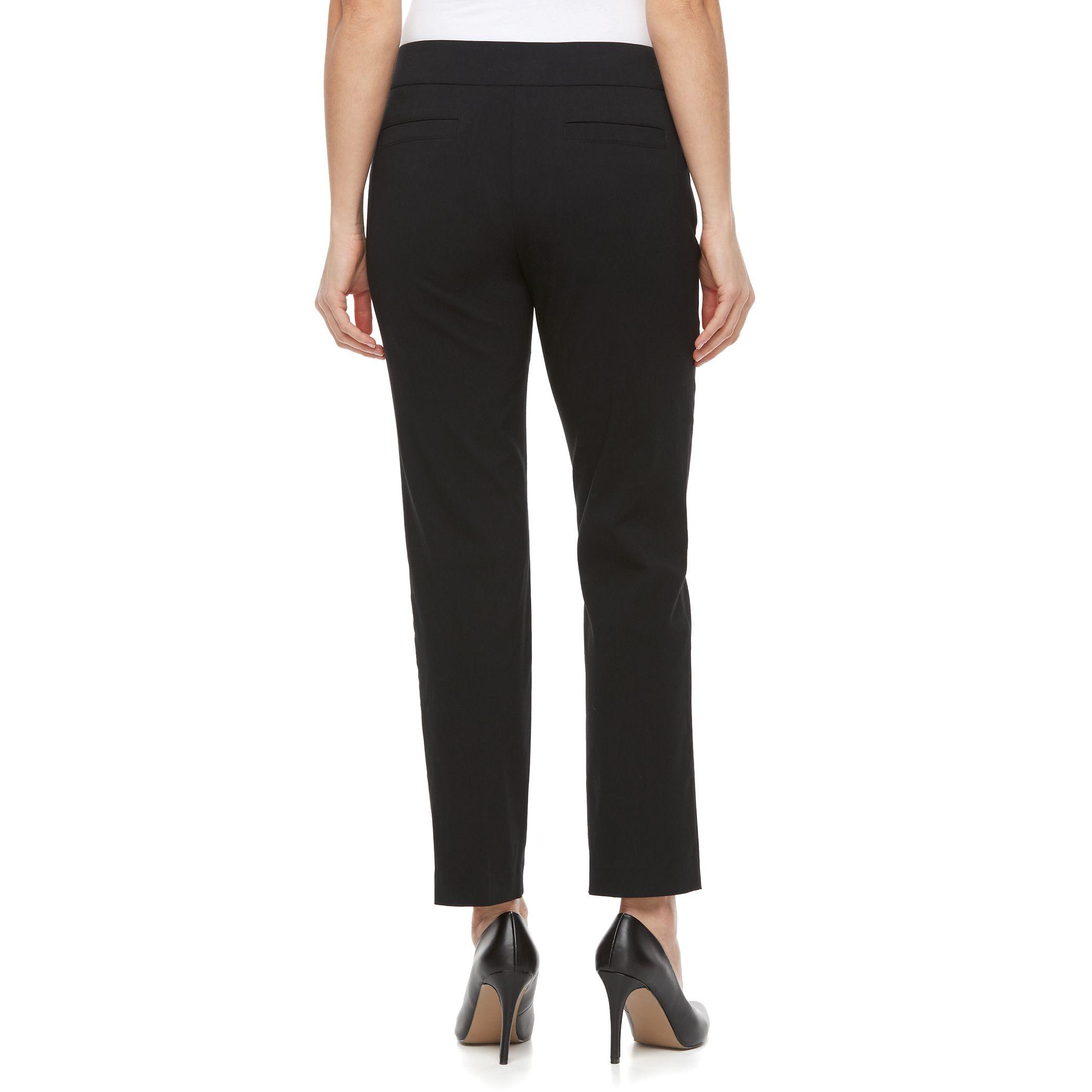 Womens Briggs Pants Bottoms Clothing Kohls
